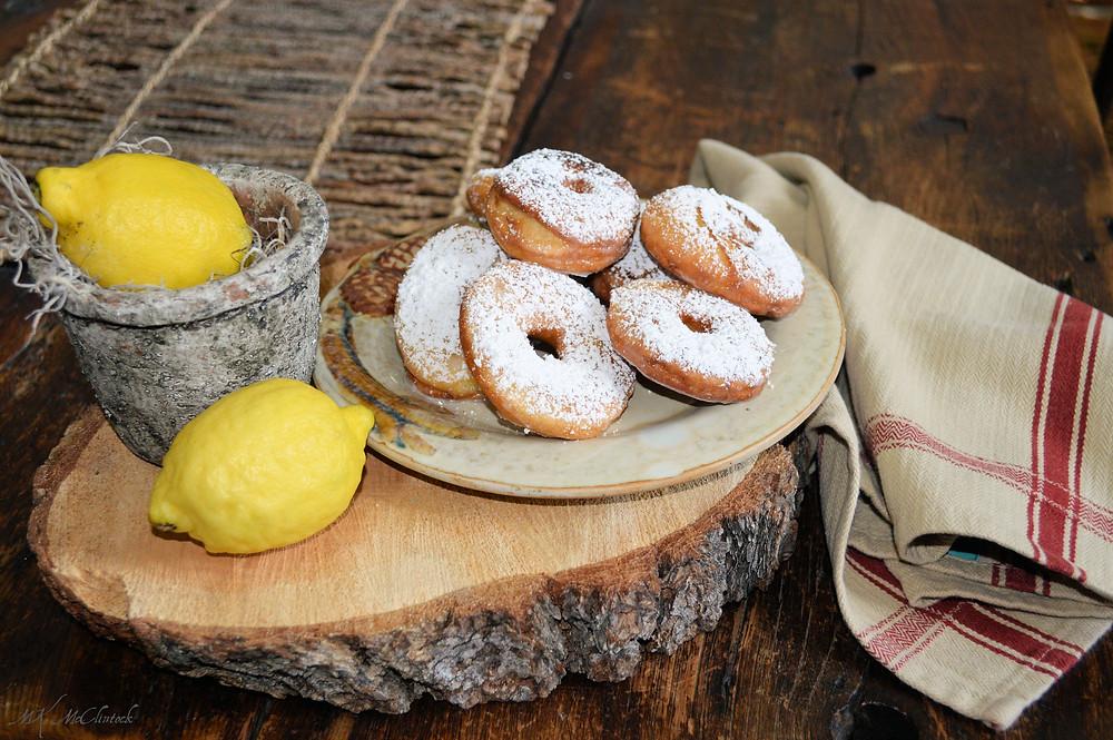 Lemon Doughnuts_MK McClintock