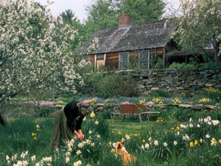 I Want to Live Like Tasha Tudor