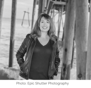 Author Christy Barritt