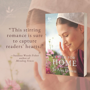 A WISH FOR HOME by Jo Ann Brown - Excerpt