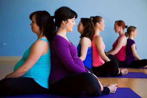 Prenatal Partner Work Teacher Training (