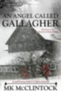 An Angel Called Gallagher by MK McClintock