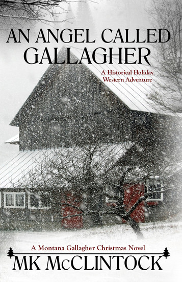 New Release: An Angel Called Gallagher by MK McClintock