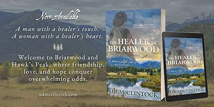 The Healer of Briarwood_Now Available 3.