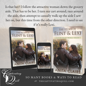 Excerpt from THE STORY OF FLINT AND LEXI by Anita Claire