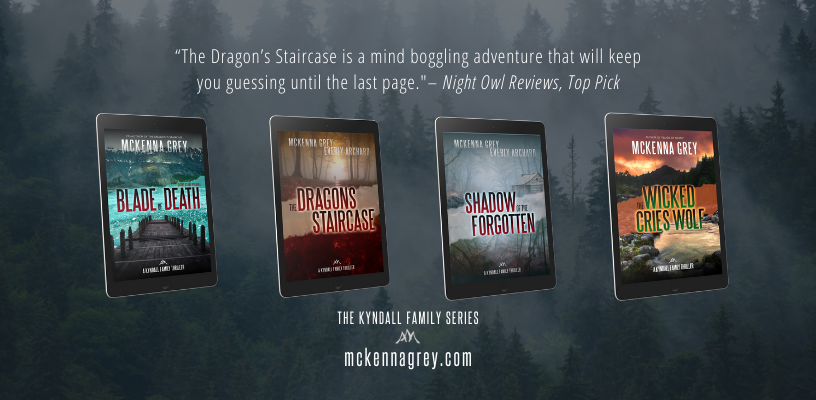 The Kyndall Family series - Romantic Suspense and Thrillers