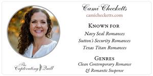 Author Cami Checketts