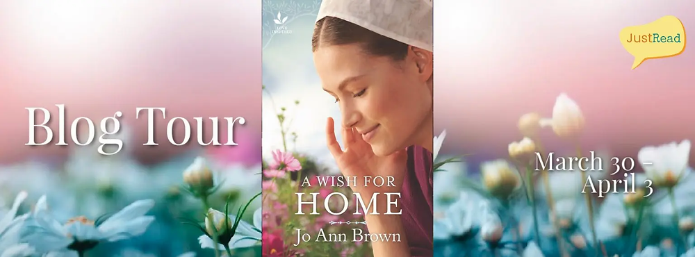 A Wish for Home blog tour
