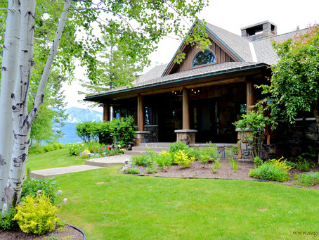 Wolf Den Residential Staging in Whitefish, Montana