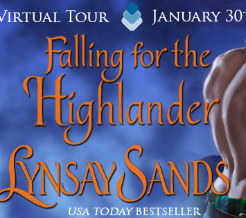 Highlanders Historic Romance: FALLING FOR THE HIGHLANDER by Lynsay Sands