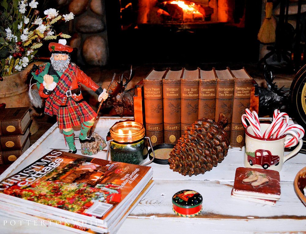 Christmas is Coming_PottertonHill.com_Scottish Santa