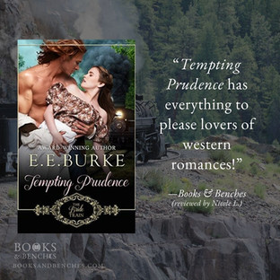 TEMPTING PRUDENCE by E.E. Burke - A Reader's Opinion