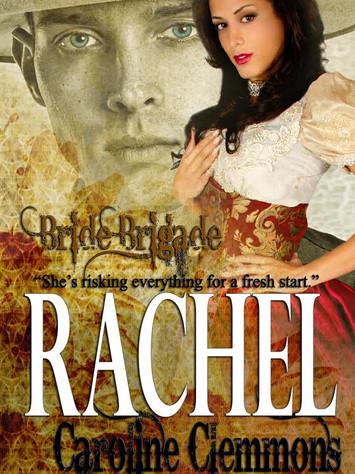 Book Blast Excerpt and Giveaway: RACHEL by Caroline Clemmons