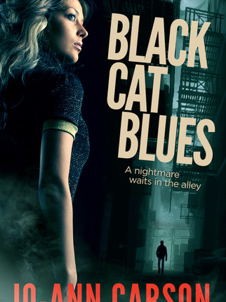A Reader's Opinion: BLACK CAT BLUES by Jo-Ann Carson