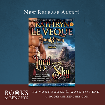 Lord of the Sky by Kathryn Le Veque - New Release