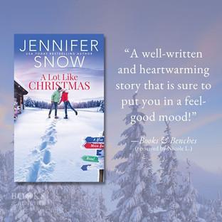 A LOT LIKE CHRISTMAS by Jennifer Snow - A Reader's Opinion