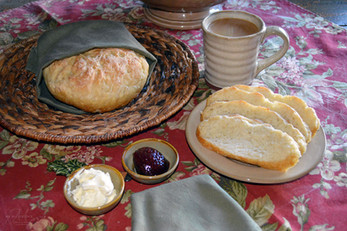 The Best-Ever Peasant Bread ~ Writer in the Kitchen