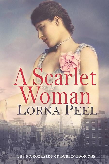 A SCARLET WOMAN by Lorna Peel