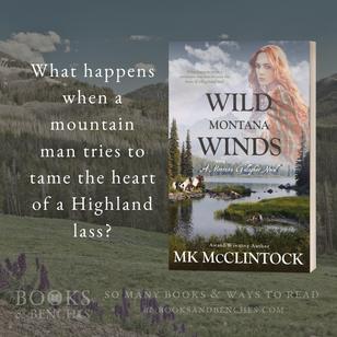 """""""A Gem"""" - Wild Montana Winds by MK McClintock - Excerpt"""
