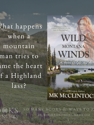 """A Gem"" - Wild Montana Winds by MK McClintock - Excerpt"