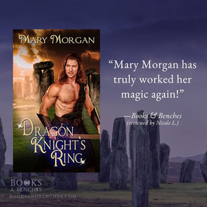 DRAGON KNIGHT'S RING by Mary Morgan - A Reader's Opinion