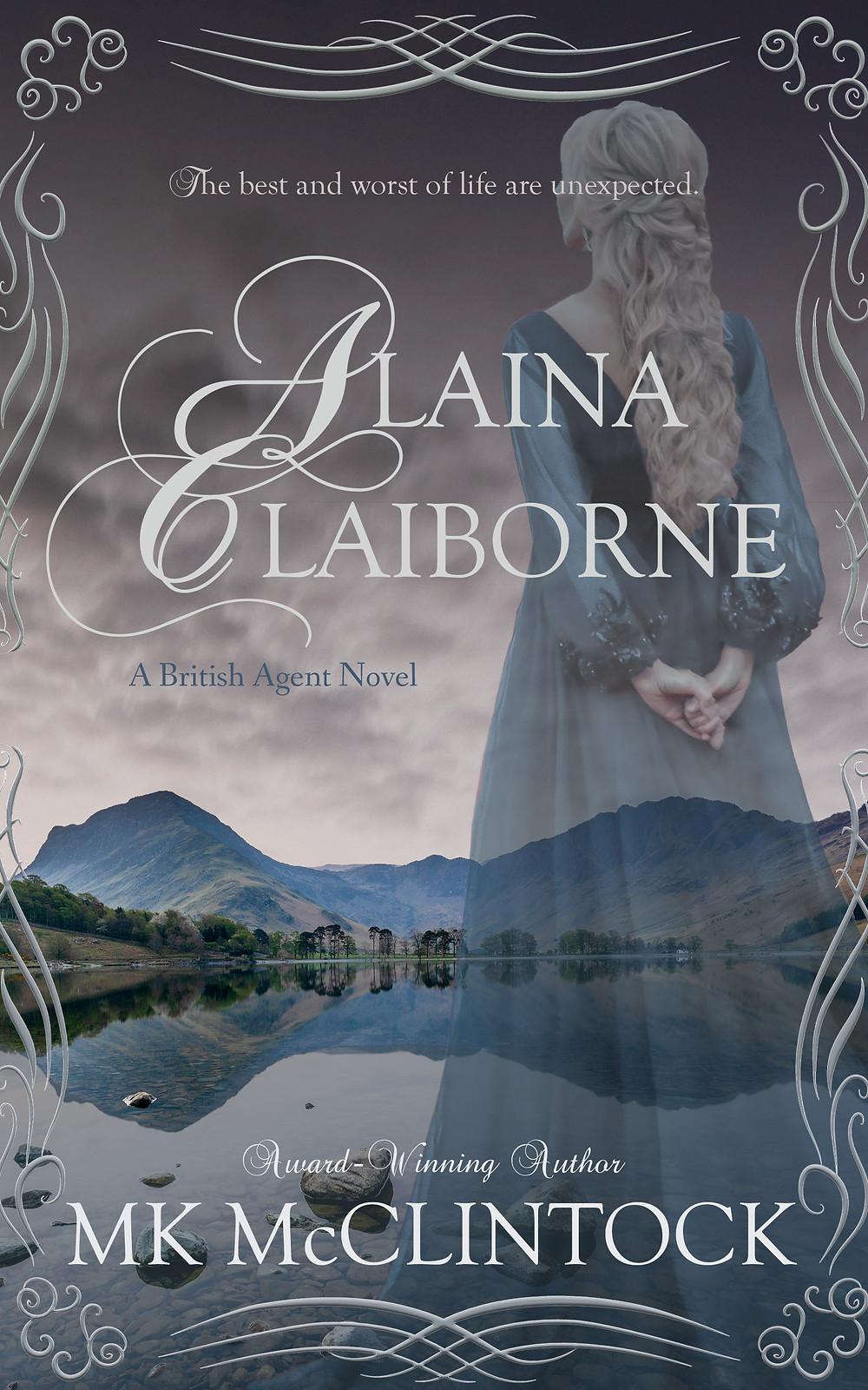 Blackwood Crossing by MK McClintock - historical romance mystery