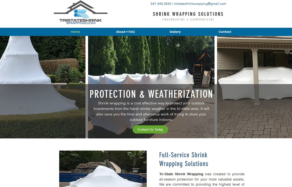 Tri-State Shrink Wrapping_website