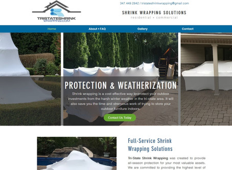 New Website: Tri-State Shrink Wrapping