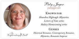 Author Paty Jager
