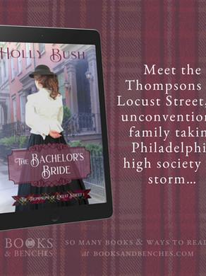 The Bachelor's Bride by Holly Bush - Book Blast