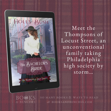 The Bachelor's Bride by Holly Bush - Book Blast
