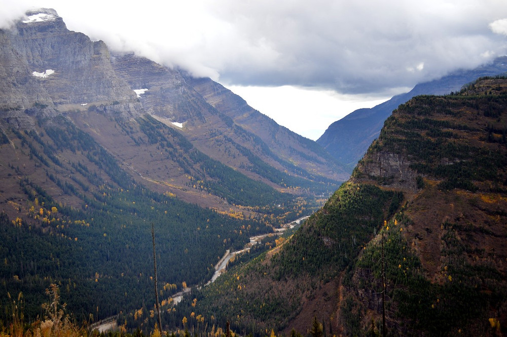 Glacier National Park - author MK McClintock - #mountains #bliss #Montana