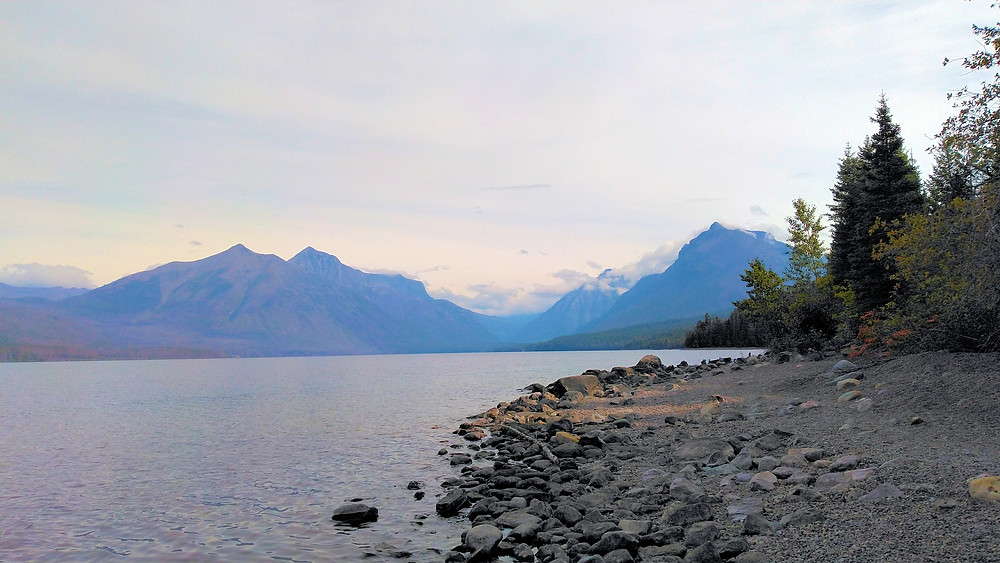 Lake McDonald, Glacier National Park_MK McClintock