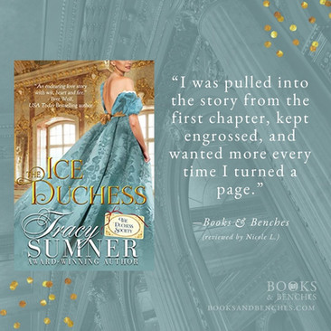 THE ICE DUCHESS by Tracy Sumner - A Reader's Opinion