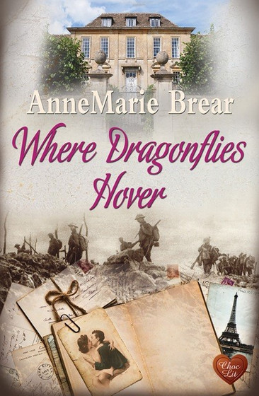 Interview with AnneMarie Brear, Author of WHERE DRAGONFLIES HOVER