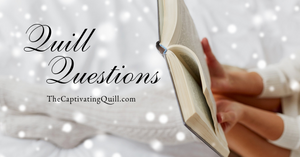 The Joy of Writing and Hating on Villains with The Quills at The Captivating Quill
