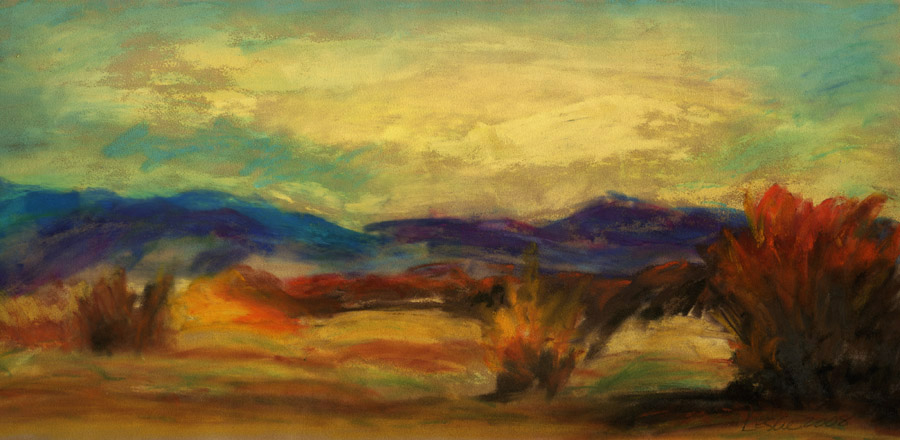 Clearwater Valley Pastel