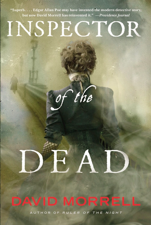 Inspector of the Dead by David Morrel - book review