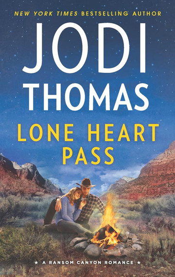 A Reader's Opinion: LONE HEART PASS by Jodi Thomas