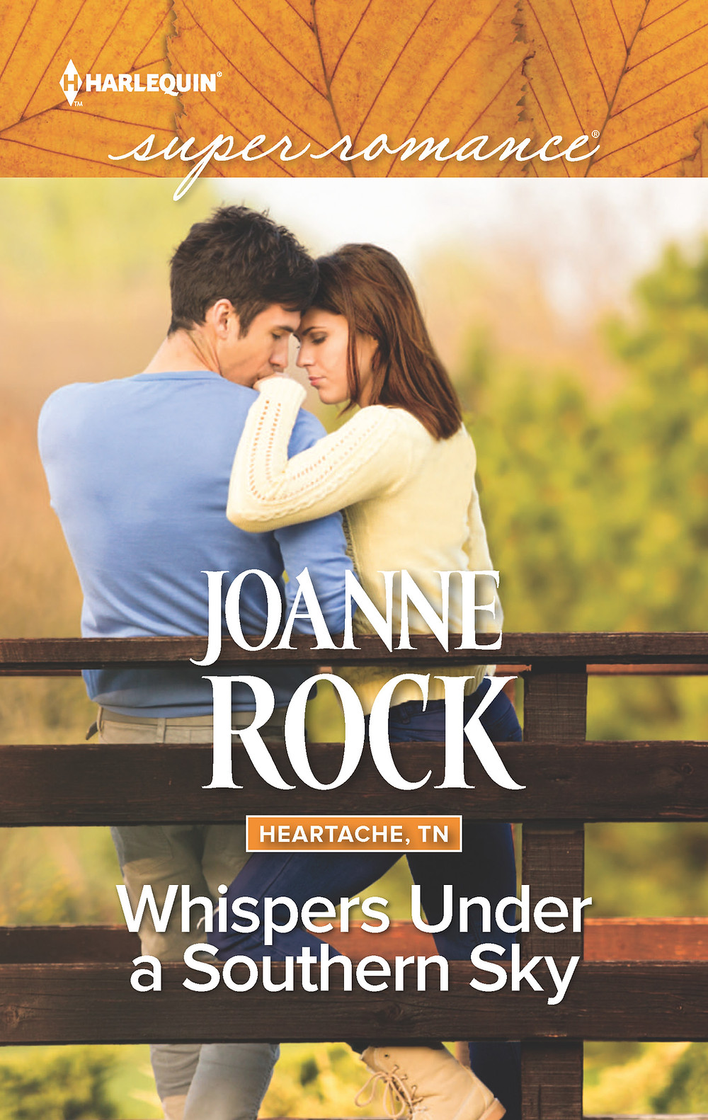 Whispers Under a Southern Sky by Joanne Rock
