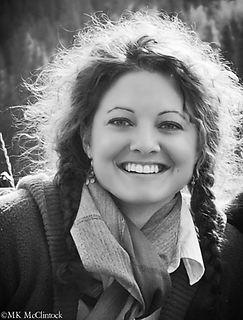 Author MK McClintock