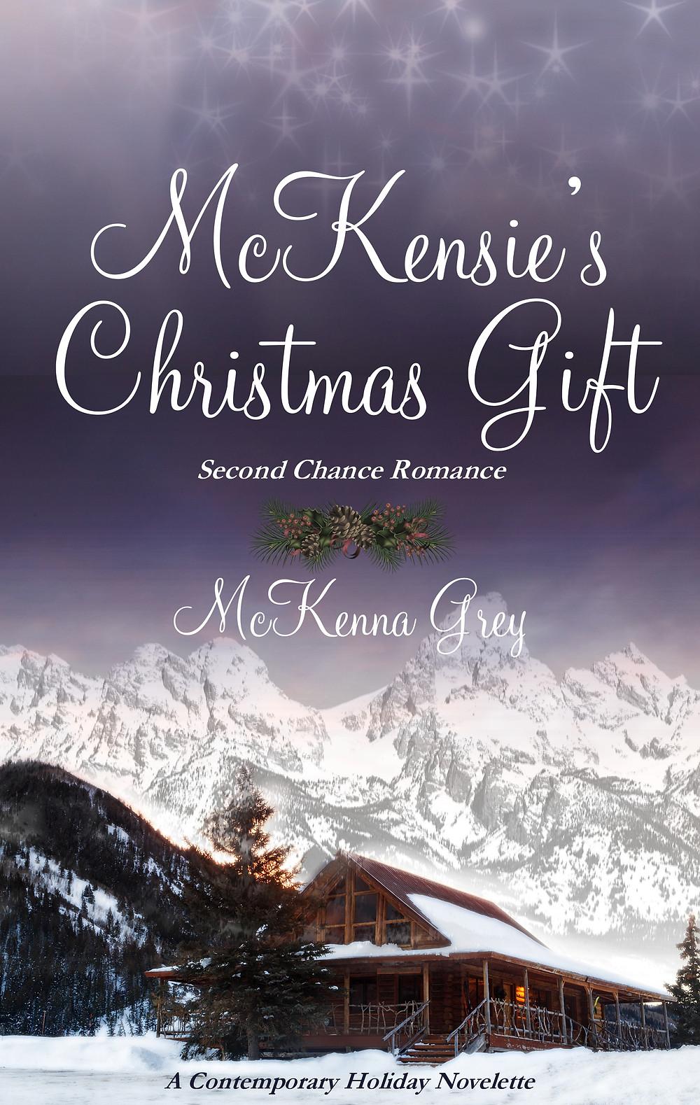 """""""McKensie's Christmas Gift"""" by McKenna Grey"""