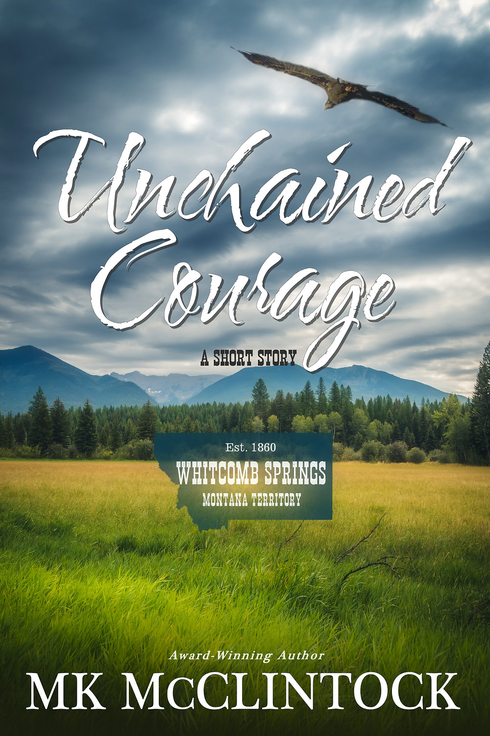 """""""Unchained Courage"""" by MK McClintock"""