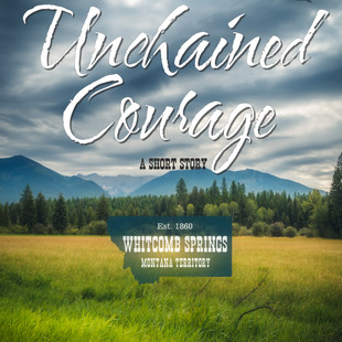 """New Release: """"Unchained Courage"""" by MK McClintock"""