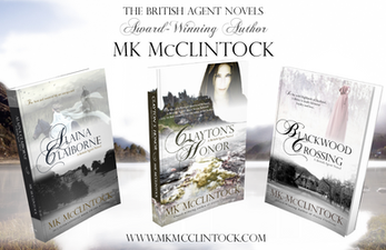 Meet the Heroes and Heroines of the British Agent Series