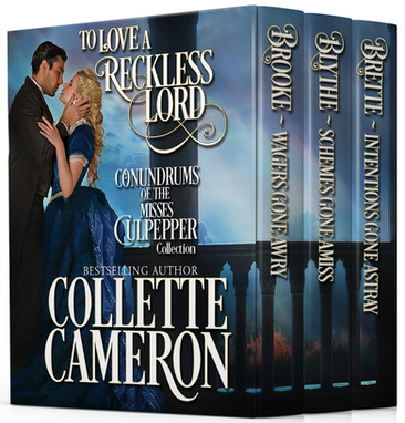 Author Interview: TO LOVE A RECKLESS LORD by Collette Cameron