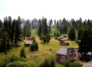 Montana Settings: A Visit to Garnet Ghost Town and Coloma