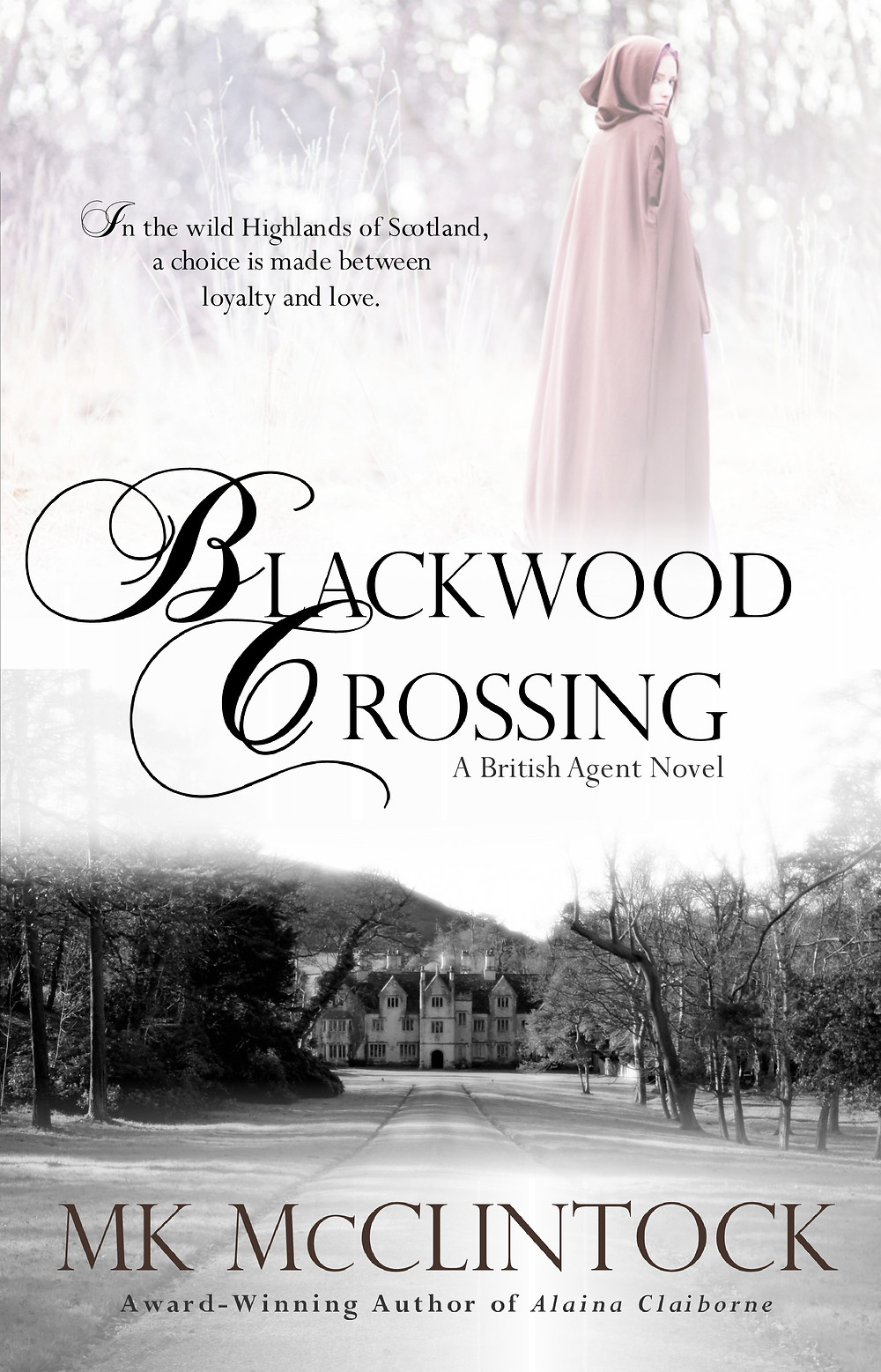 BLACKWOOD CROSSING by MK McClintock