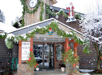 Bigfork Christmas Village