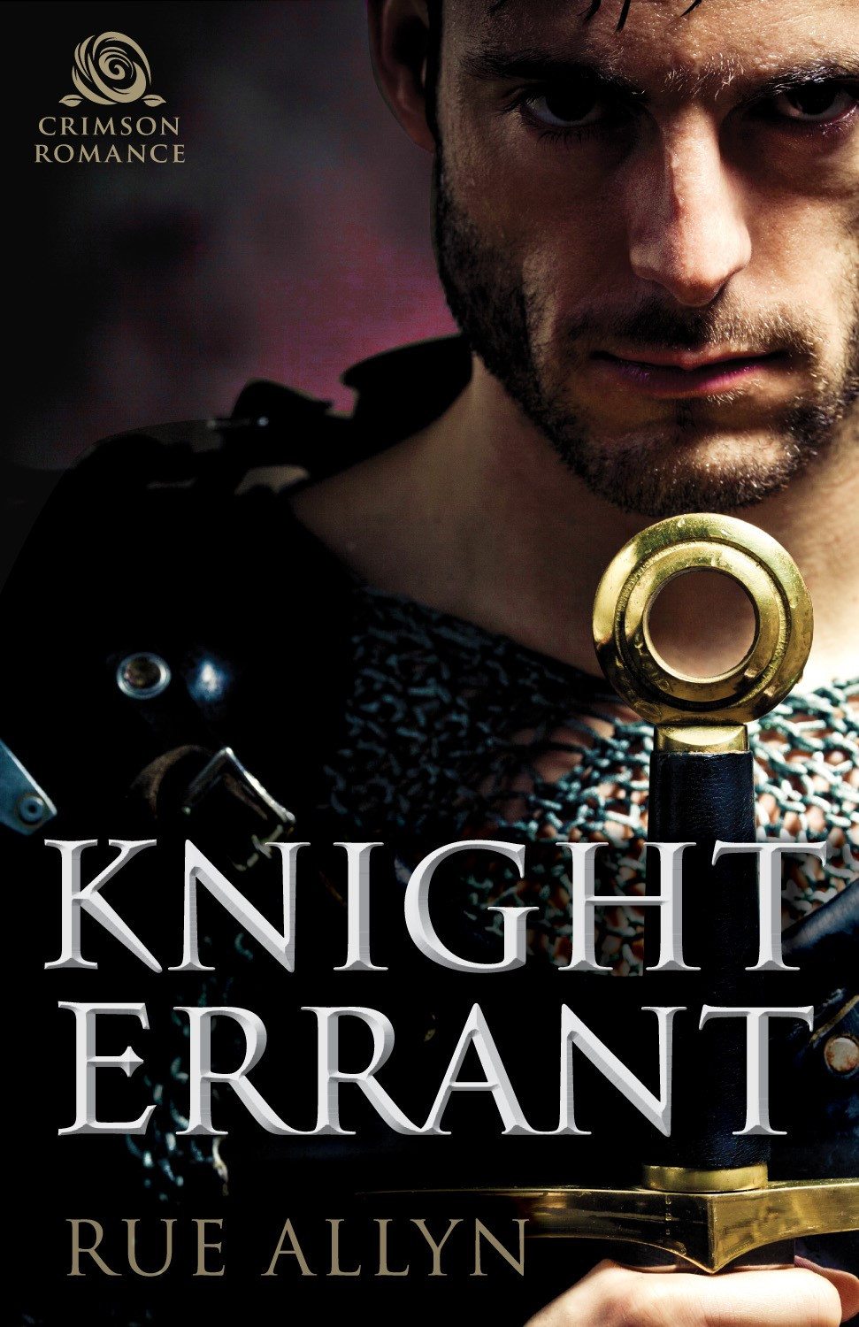 Knight Errant by Rue Allyn at Ashley York's Blog